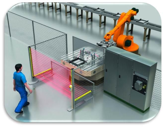 طراحی و نصب حفاظ ماشین