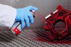 بازرسی مایعات نافذ(تست PT)