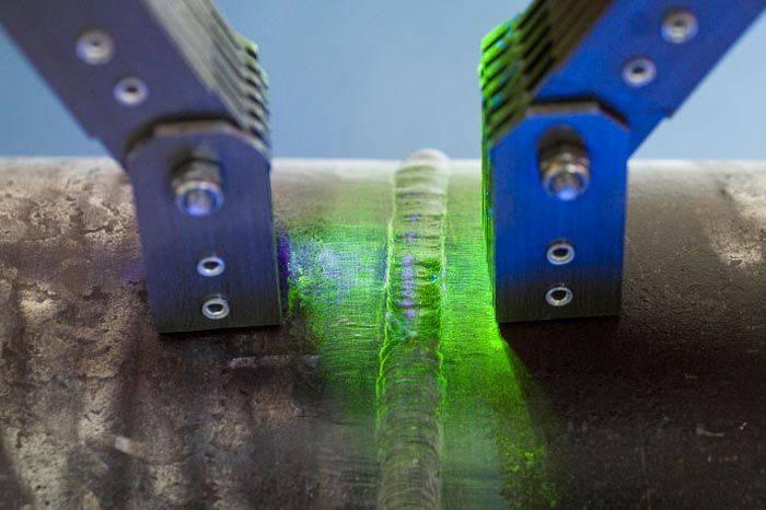 بازرسی ذرات مغناطیسی MT – بازرسی جوش MT